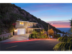 Photo of 1160 Skyline Drive, Laguna Beach, CA 92651 (MLS # OC18168917)