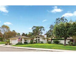 Photo of 4 Rolling Brook, Irvine, CA 92603 (MLS # OC18246749)