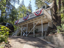 Photo of 739 Forest Shade Road, Crestline, CA 92325 (MLS # OC20090800)