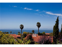 Photo of 1625 Via Lazo, Palos Verdes Estates, CA 90274 (MLS # PV18145895)