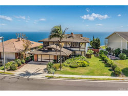 Photo of 3250 Seaclaire Drive, Rancho Palos Verdes, CA 90275 (MLS # PV18162032)
