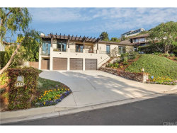 Photo of 2833 Via Victoria, Palos Verdes Estates, CA 90274 (MLS # PV18269706)