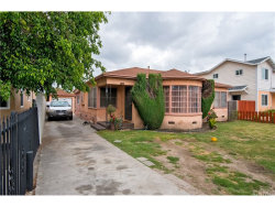 Photo of 3301 Magnolia Avenue, Lynwood, CA 90262 (MLS # PW17109231)