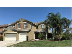 Photo of 14715 Ella Drive, Eastvale, CA 92880 (MLS # PW17167923)
