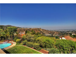 Photo of 775 S RIDGEVIEW Road, Anaheim Hills, CA 92807 (MLS # PW17185824)
