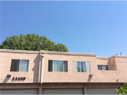 Photo of 24409 Valle Del Oro , Unit 201, Newhall, CA 91321 (MLS # PW17187404)