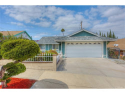 Photo of 2249 Otterbein Avenue, Rowland Heights, CA 91748 (MLS # PW17198626)