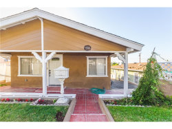 Photo of 516 S Hill Street, Orange, CA 92869 (MLS # PW17270052)