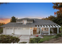Photo of 12935 Villa Rose Drive, North Tustin, CA 92705 (MLS # PW18048470)
