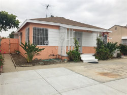 Photo of 1809 W Raymond Street, Compton, CA 90220 (MLS # PW18117369)