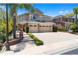 Photo of 6315 Tiburon Terrace, Yorba Linda, CA 92886 (MLS # PW18137071)