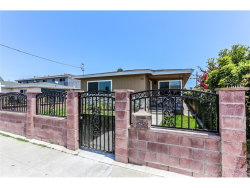 Photo of 11824 Freeman Avenue, Hawthorne, CA 90250 (MLS # PW18138047)