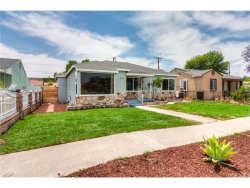 Photo of 3864 Cortland Street, Lynwood, CA 90262 (MLS # PW18154173)