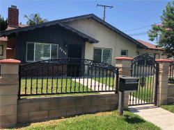 Photo of 5131 N Muscatel Avenue, San Gabriel, CA 91776 (MLS # PW18158829)