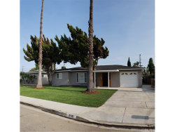 Photo of 218 W Cliffwood Avenue, Anaheim, CA 92802 (MLS # PW18170458)