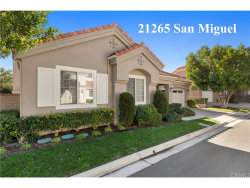 Photo of 21265 San Miguel, Mission Viejo, CA 92692 (MLS # PW19020356)