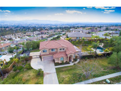 Photo of 9949 Meadowood Drive, Rancho Cucamonga, CA 91737 (MLS # PW19025889)