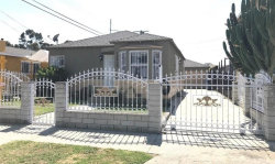 Photo of 11613 S San Pedro Street, Los Angeles, CA 90061 (MLS # PW19086406)