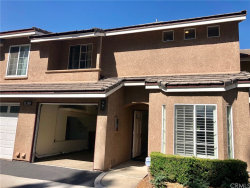 Photo of 11260 Terra Vista, Unit 77, Rancho Cucamonga, CA 91730 (MLS # PW19199458)