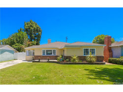 Photo of 4544 WHITEWOOD Avenue, Long Beach, CA 90808 (MLS # RS18169243)