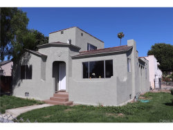 Photo of 11616 Olive Street, Lynwood, CA 90262 (MLS # RS18180554)