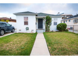 Photo of 4038 W 164th Street, Lawndale, CA 90260 (MLS # SB15161006)