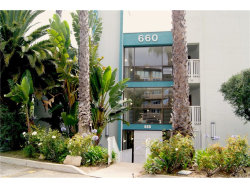 Photo of 660 The Village , Unit 108, Redondo Beach, CA 90277 (MLS # SB17140447)