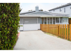 Photo of 1627 Herrin Street, Redondo Beach, CA 90278 (MLS # SB17143118)