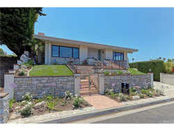 Photo of 1540 Via Leon, Palos Verdes Estates, CA 90274 (MLS # SB17148452)