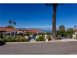 Photo of 856 Rincon Lane, Palos Verdes Estates, CA 90274 (MLS # SB17156518)