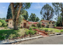 Photo of 108 Via Pascual, Palos Verdes Estates, CA 90274 (MLS # SB17187460)
