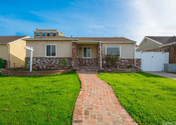 Photo of 8630 Lilienthal Avenue, Westchester, CA 90045 (MLS # SB18048047)