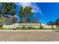 Photo of 34 Horseshoe Lane, Rolling Hills Estates, CA 90274 (MLS # SB18061448)