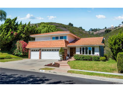 Photo of 3741 Coolheights Drive, Rancho Palos Verdes, CA 90275 (MLS # SB18219717)