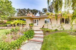 Photo of 1416 Granvia Altamira, Palos Verdes Estates, CA 90274 (MLS # SB18279498)