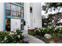 Photo of 650 The , Unit 206, Redondo Beach, CA 90277 (MLS # SB19009858)