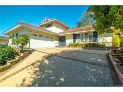 Photo of 3566 Vigilance Drive, Rancho Palos Verdes, CA 90275 (MLS # SB19022684)