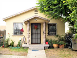 Photo of 1775 W 37th Place, Los Angeles, CA 90018 (MLS # SB19196815)