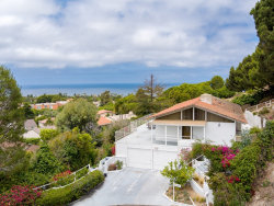 Photo of 1064 Via Ventana, Palos Verdes Estates, CA 90274 (MLS # SB20126218)