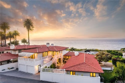 Photo of 400 Paseo Del Mar, Palos Verdes Estates, CA 90274 (MLS # SB20183435)