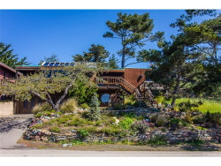 Photo of 5660 Moonstone Beach Drive, Cambria, CA 93428 (MLS # SC18144849)