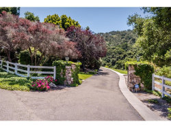 Photo of 676 Newsom Springs Road, Arroyo Grande, CA 93420 (MLS # SP17126634)
