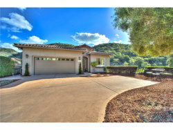 Photo of 2565 Lupine Canyon Road, Avila Beach, CA 93424 (MLS # SP19015860)