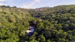 Photo of 6645 Fern Canyon Road, San Luis Obispo, CA 93401 (MLS # SP20013884)