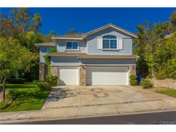 Photo of 27303 Blueridge Drive, Valencia, CA 91354 (MLS # SR17176161)