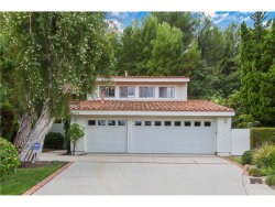 Photo of 23454 Park Hermosa, Calabasas, CA 91302 (MLS # SR17212274)