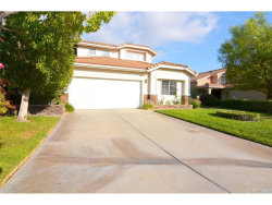 Photo of 25802 Bronte Lane, Stevenson Ranch, CA 91381 (MLS # SR17229625)