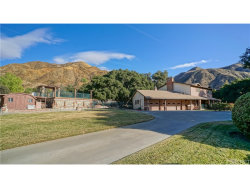 Photo of 26724 Iron Canyon Road, Canyon Country, CA 91387 (MLS # SR18001626)