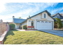 Photo of 22920 White Pine Place, Saugus, CA 91390 (MLS # SR18005426)