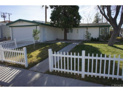 Photo of 18920 Nearbrook Street, Canyon Country, CA 91351 (MLS # SR18009781)